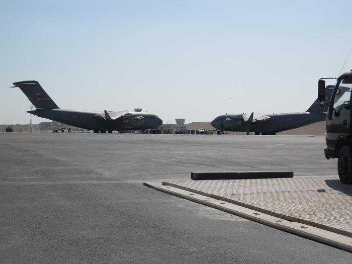 Deployment Photo